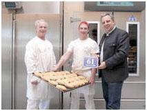 Eröffnung der Bäckerei Birchbauer in Fürstenfeld