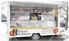 Verkaufsstand Birchbauer