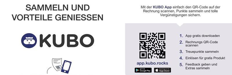 b sofort können Sie einfach und bequem über app.kubo.rocks